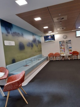 clinics waiting room