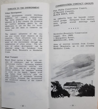 coast and creek booklet 1