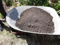 compost rich soil from zoo