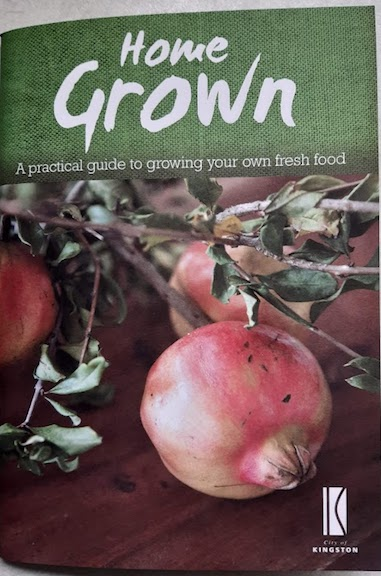home grown book
