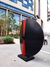 sculpture outside 2