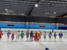ice skating crew