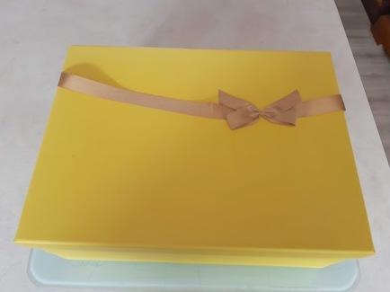 Lisa's happiness box