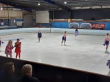 mixed age skaters