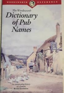 book cover - pub names