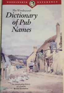 book cover - pub names