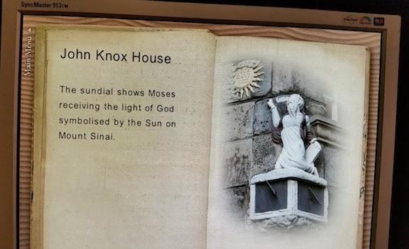 john knox house scotland