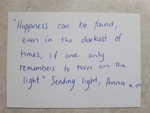 quote about light