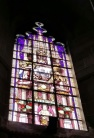 stained glass window scotland