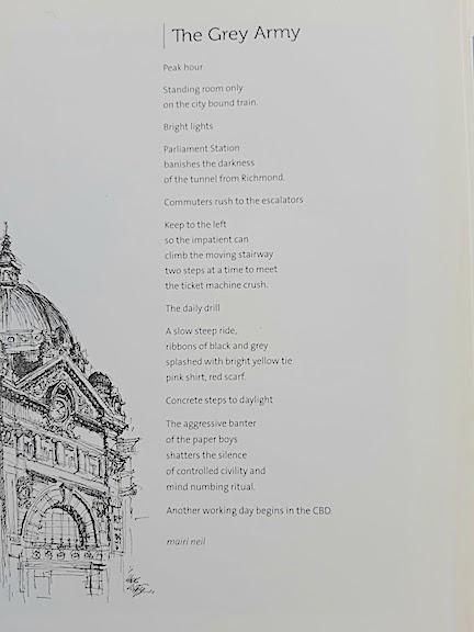 the grey army poem