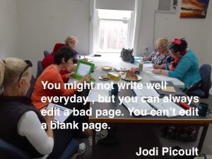 writing class bentleigh