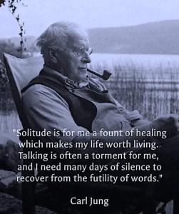FB_Carl Jung on solitude and silence