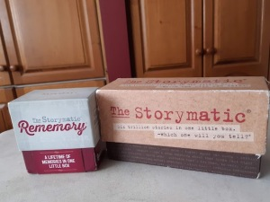 rememory and storymatic