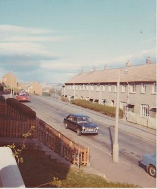 DAVAAR ROAD 1973