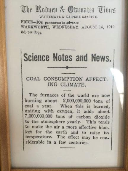 FB_early warning of global warming