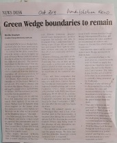 saving Frankston Green Wedge